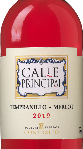 Calle Principal Tempranillo – Merlot Rosado