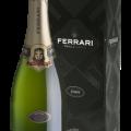 Ferrari Spumante Perlé Nero 75CL gall