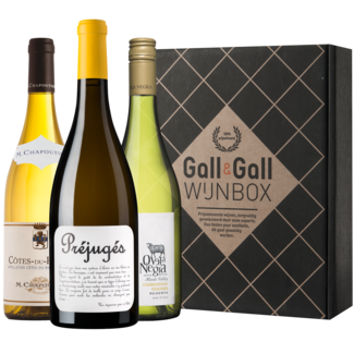 Gall & Gall Wijnbox Big White 3X75CL gall