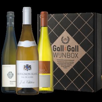 Gall & Gall Wijnbox bij Asperges 3X75CL