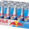 Red Bull Sugarfree tray