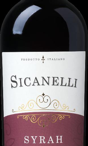 Sicanelli Syrah Terre Siciliane IGT