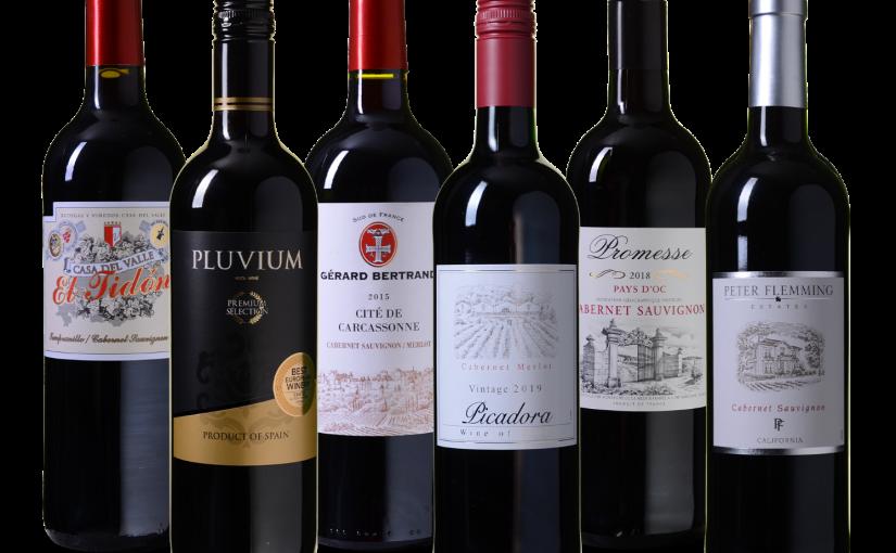 Wijnpakket Cabernet Sauvignon