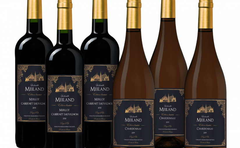 Wijnpakket Meiland Édition Limitée (6 flessen)