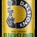 Dalston's Elderflower Soft Seltzer 33CL gall