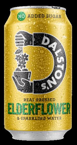 Dalston's Elderflower Soft Seltzer 33CL