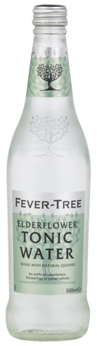 Fever Tree Elderflower Tonic 50CL gall
