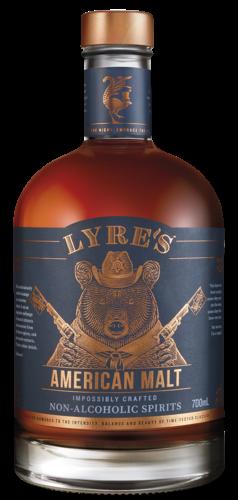 Lyre's American Malt 70CL