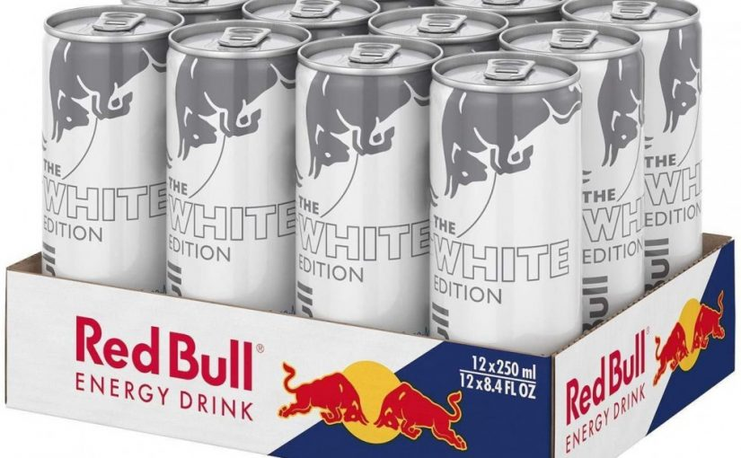 Red Bull White Edition (12x250ml)
