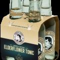 Thomas Henry Elderflower Tonic 4X20CL gall