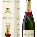 Moët & Chandon Impérial Geschenk met Bottlestopper 75CL gall