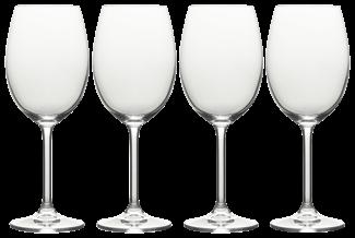 Mikasa Witte Wijn Glazen 4 STUKS