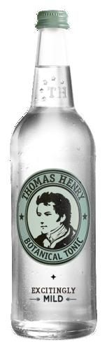 Thomas Henry Botanical Tonic 75CL