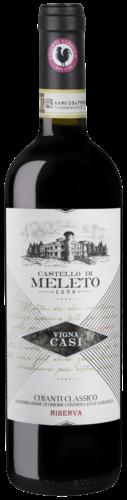 Castello di Meleto Vigna Casi Chianti Classico Riserva 75CL gall